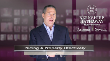 Pricing A Property Effectively