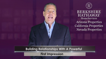 Building Relationships With A Powerful First Impression